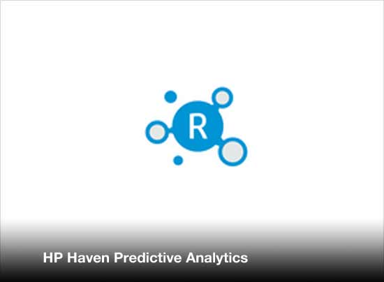 4 - HP Haven Predictive Analytics
