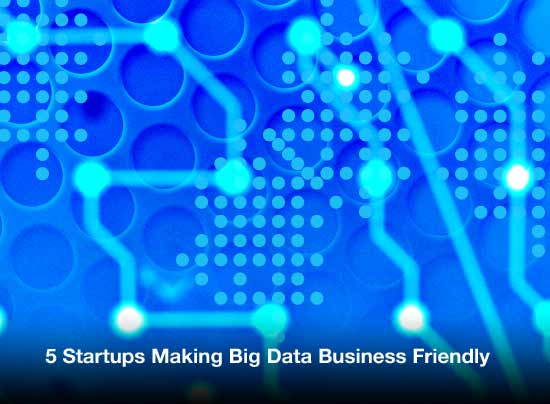 1 - 5 Startups Making Big Data Business Friendly